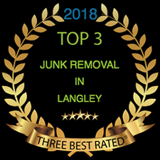 Afro Junk Removal , 2018-Three-Best-Rated-Langley